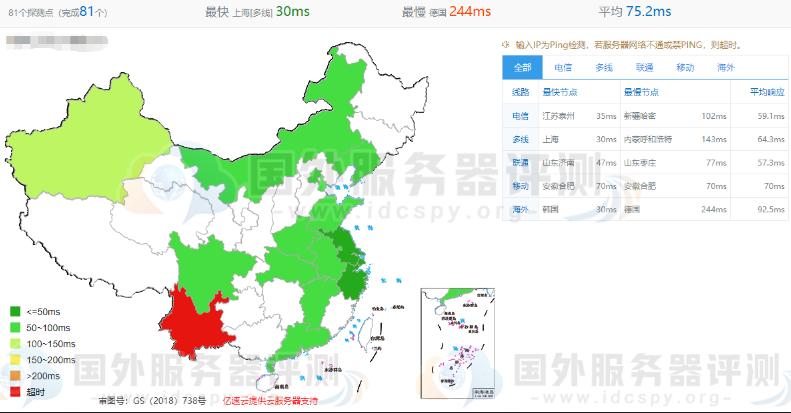 RAKsmart日本服务器大陆优化与精品网线路速度对比评测 (https://www.idcspy.org/) 日本CN2服务器 第1张