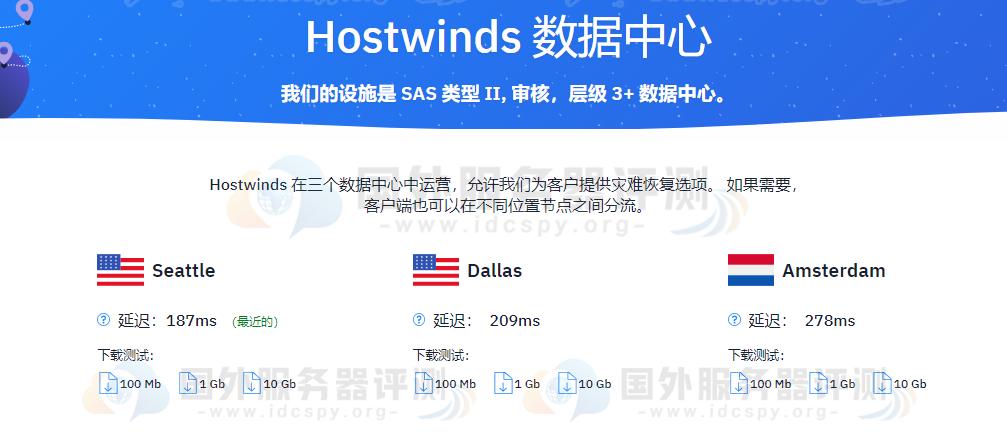 美国虚拟主机之BlueHost与Hostwinds对比评测 (https://www.idcspy.org/) 美国虚拟主机 第1张