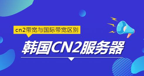 韩国CN2服务器带宽与国际带宽的区别优势 (https://www.idcspy.org/) 韩国CN2服务器 第1张