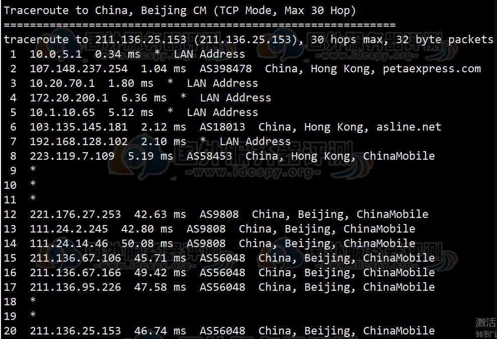 RAKsmart香港云服务器速度全面评测 (https://www.idcspy.org/) 评测 第10张