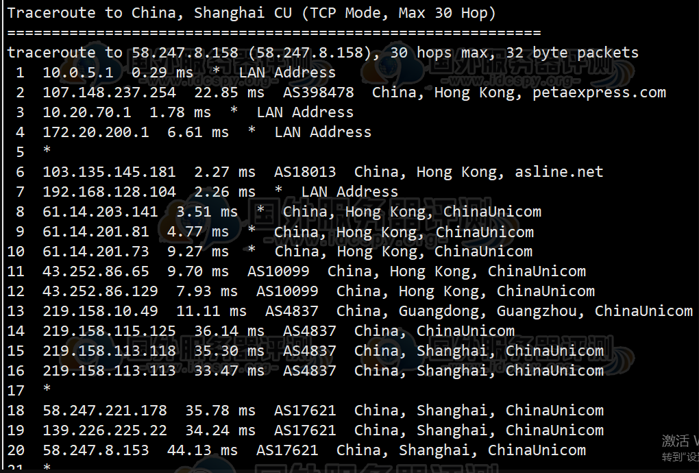 RAKsmart香港云服务器速度全面评测 (https://www.idcspy.org/) 评测 第11张